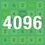4096 PUZZLE Game