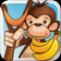 Go Bananas - Monkey Fun Free Game