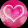 Pink Hearts – Live Wallpaper