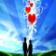 Love silhouette Live Wallpaper