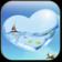 Heart aquarium