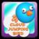 Cloud Jumping Bird