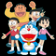 Doraemon Family Cartoon