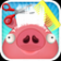 Pig Hair Salon - Fun Games