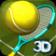 Tennis 3D Tournament Gold