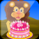 Lion Birthday cake cooking game