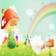 Cute Rainbow Mushrooms LWP