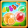 Bubble Shooter Fruits Legend