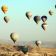 Sky with amazing balloons HD LWP