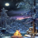 Christmas Fire Live Wallpaper