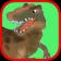 Scary Dinosaur Game