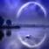 Love Moon Night Reflection LWP