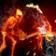 Burning Music Live Wallpaper