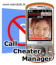 Call Cheater Manager New