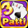 Teen Patti Gold  Flush Poker