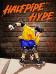 Halfpipe hype