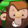 iJumping Monkey gold