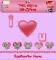 I Heart U (Red) 8100/Pearl Theme