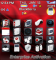 Amorred Theme for Blackberry 8100 Pearl