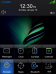 Blackberry Storm VGA Theme for WisBar Advance Desktop