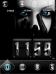 Carbon WVGA Theme for WisBar Advance Desktop