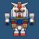 Gundam Skin for ShakeThemAll