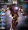 Iron Man Theme for Blackberry 8100 Pearl
