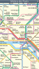 Metro de Paris Map