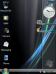 Mobile Vista Revisited QVGA Theme for WisBar Advance Desktop