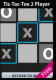 Tic-Tac-Toe 2 Player