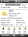 Weather for Windows Mobile