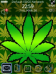 Weed Theme for Blackberry 8200