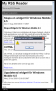 Windows Mobile Widget Emulator Preview