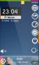 Zen WQVGA Theme for WisBar Advance Desktop