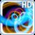 Abstract Live Wallpaper Circles HD