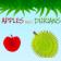 Apples Meet Durians