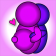 Baby Countdown Contraction Timer