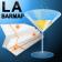 Bar Map LA