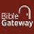 Bible-gateway App