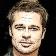 Brad Pitt Gone Bananas