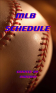 MLB Schedule free