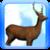 Deer Snow Live Wallpaper