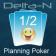 Delta-N Planning Poker