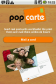 Popcarte - Send real customized postcards to real mailboxes, directly from your Android phone!