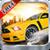 DRAG STUNT CAR RACE