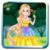 Dress Up Princess Rapunzel