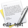 EDIT_Texto