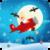 Flappy Tappy Santa Plane