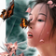 Girl and Butterfly Live Wallpapers