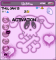 Pretty Pink Skullz .. 8100